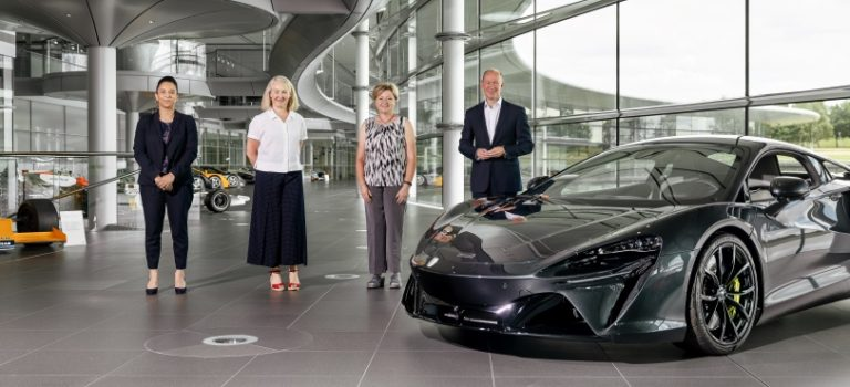 McLaren Automotive And Plan International Partner To Empower And Inspire Children Around The World To Fulfil Their Potential